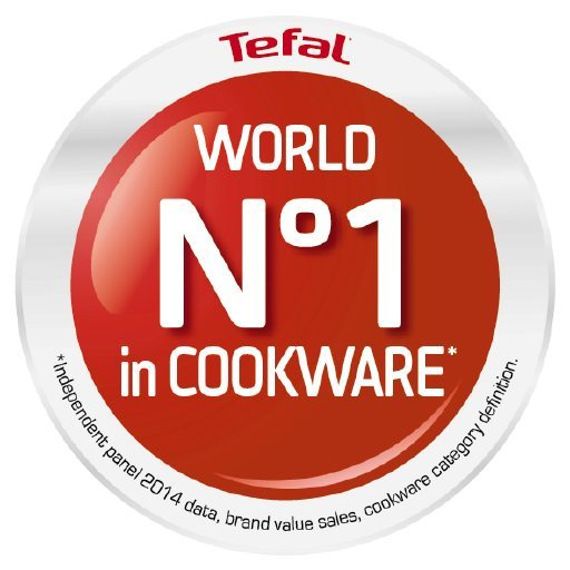 No. 1 in Cookware badge